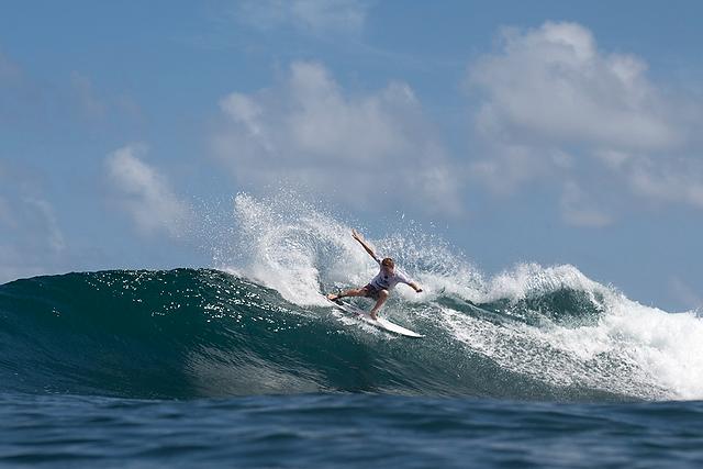 Matt Passaquindici. Photo: WSL/Harrington