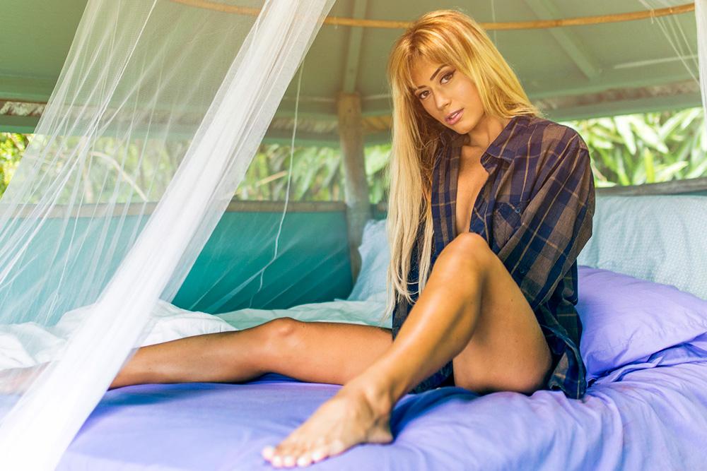 ESM Girl Christina Nicole. Photo: Javier Gil