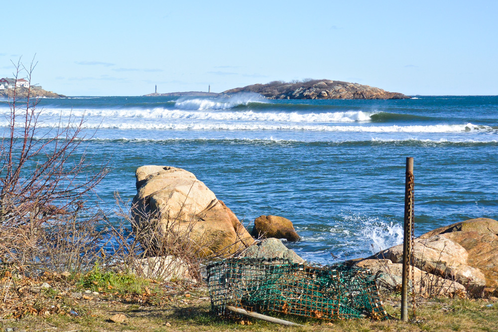 Meanwhile, in Massachusetts... Photo: Andrew Jacob