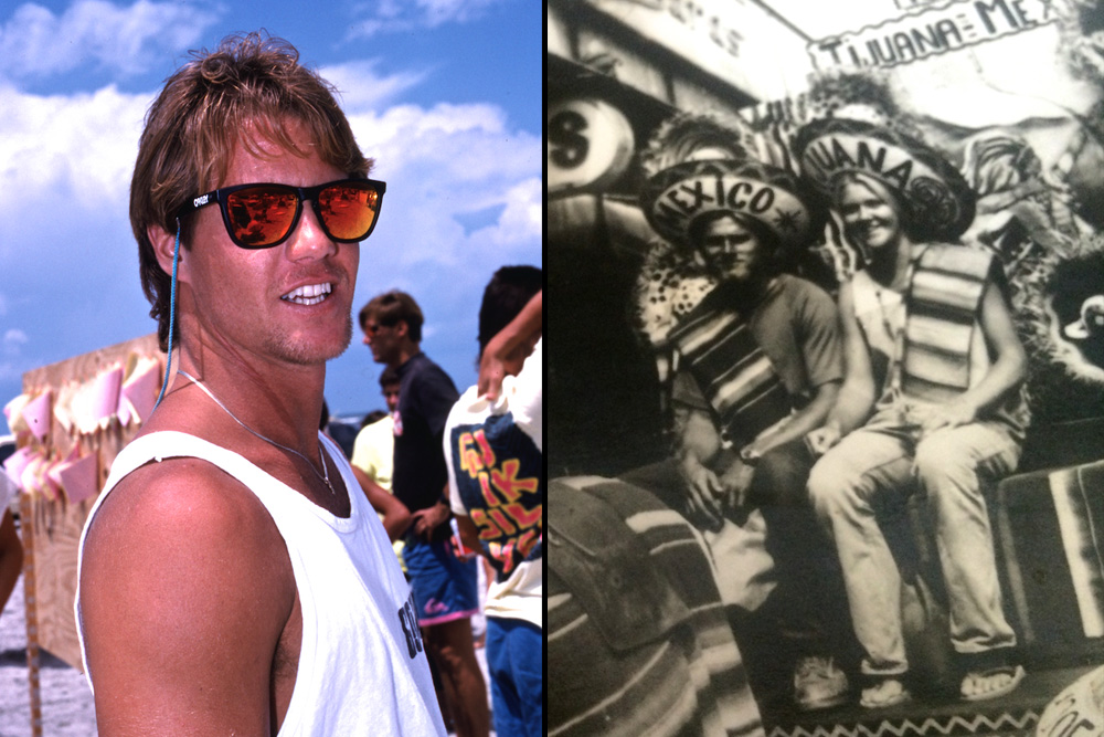 (Left) Men's nominee Brian Heritage is following in his pop's footsteps with South Jersey's Heritage Surf & Sport empire, shaping Heritage Surfboards, and now (hopefully) following him into the East Coast Hall Of Fame as the second father-son duo behind Chummer and Scott McCranels. (Right) South Carolina's Nanci Polk-Weckhorst started surfing in 1964 as a 13-year-old and hasn't looked back since. She's a major influence on Palmetto State surfing as a competition dynamo, surf shop owner, and mentor with husband Jerre Weckhorst. Nanci has been deeply involved in marine ecology/environmentalism and started the first sea turtle nesting and marine stranding studies in South Carolina. Left photo: Dugan; Right photo: Courtesy Polk-Weckhorst