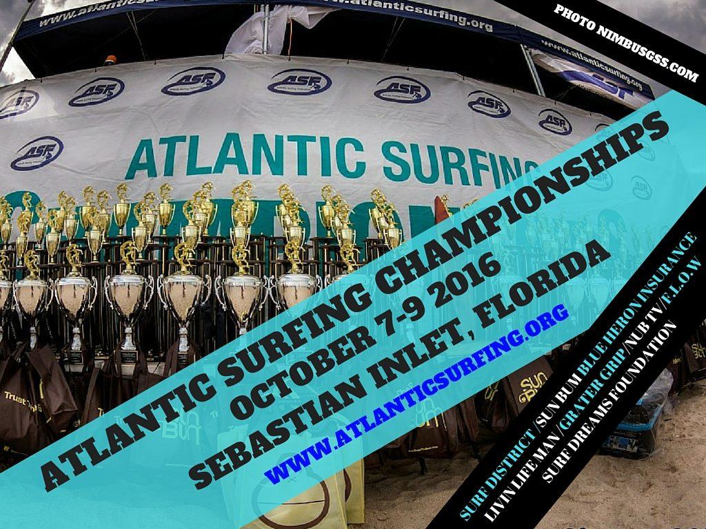 ATLANTIC SURFING CHAMPIONSHIPS