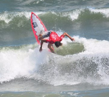 Evan Geiselman wins Vans Pro at ECSC. Photo: WSL/Ferguson