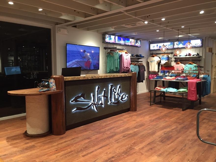 Salt Life store in San Clemente, California