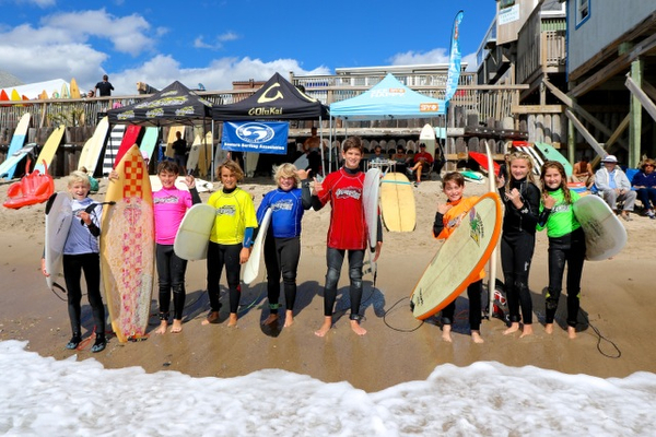 Battle of the Beach 5 competitors. Photo: Sorlien