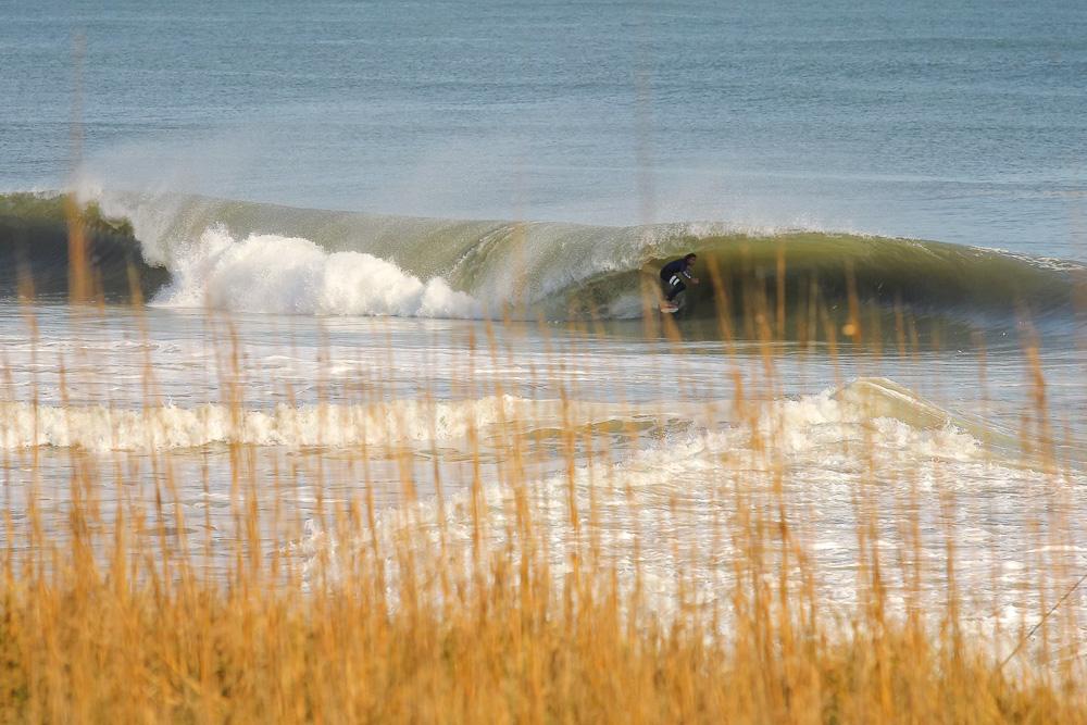 Nohea Futrell, North Carolina, Hurricane Nicole, Photo: Matt Vaughan