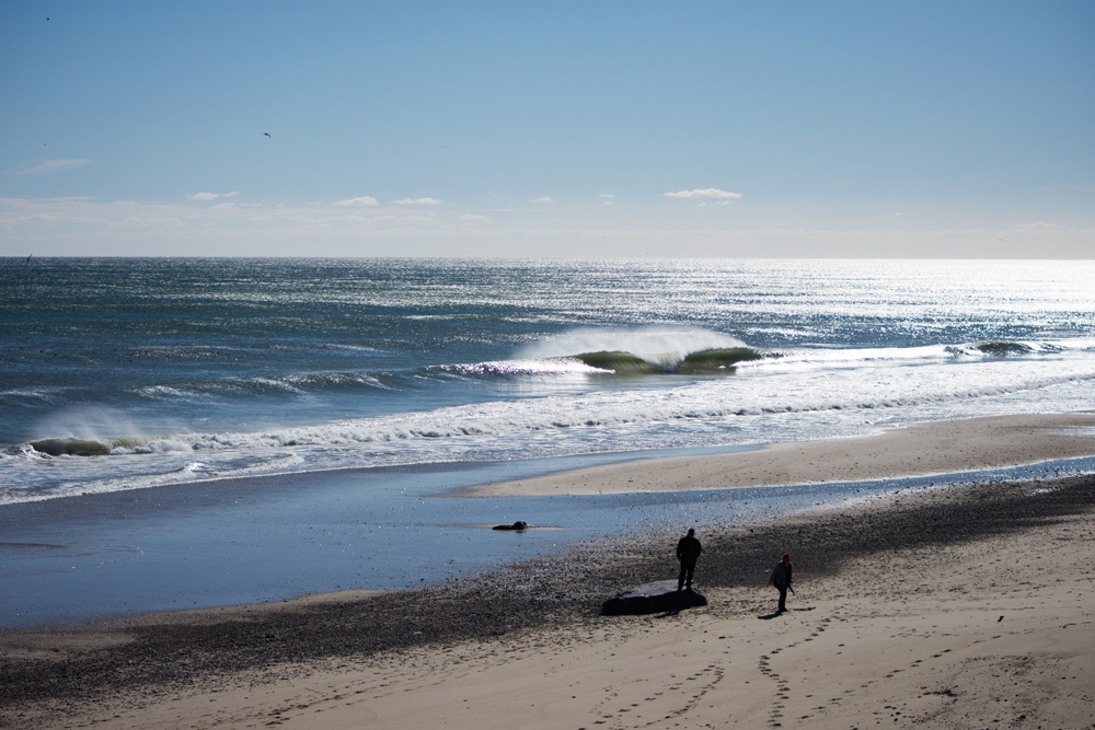 New England, Hurricane Nicole. Photo: Joe O'Connor