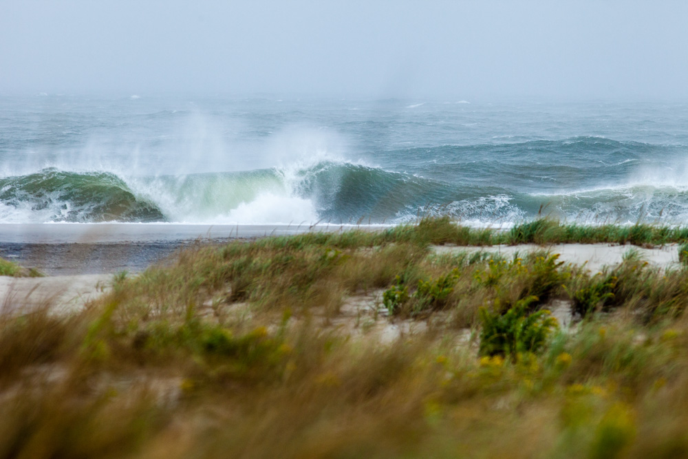 Shawn Casey, New Jersey, Hurricane Nicole