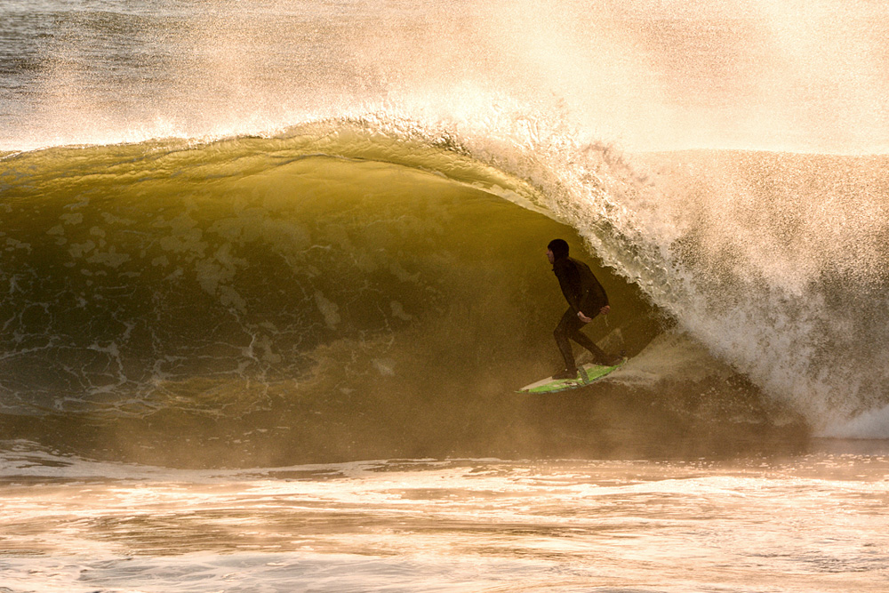 The same could be said of Raven Lundy's Delmarva score, which had all the characteristics of that epic morning you never, ever forget. Photo: Ryan West