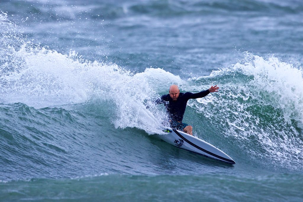 Phil Watters, Sebastian Inlet. Photo: Mez