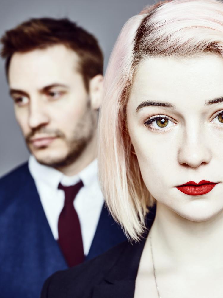 Hannah Gill and Brad Hammonds. Photo: HyperFocal