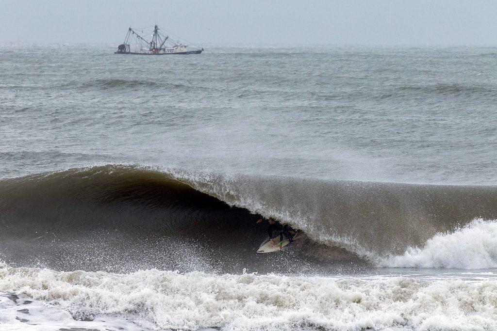 Nathan Lowdermilk, Outer Banks, North Carolina. Photo: Katy Harms