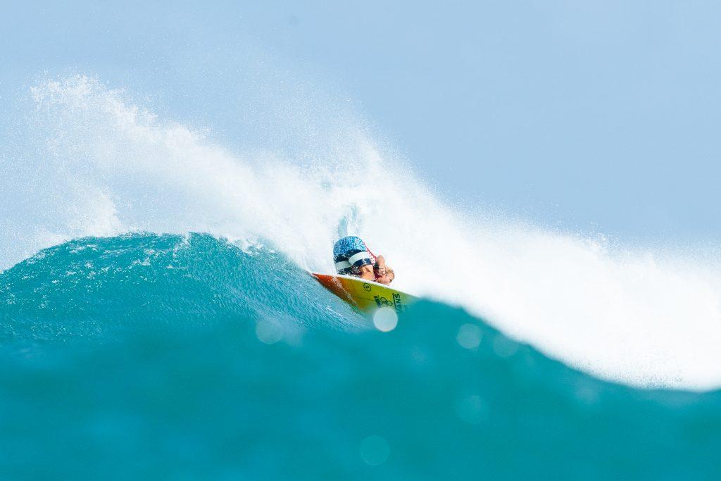 Tanner Gudauskas. Photo: WSL/Sloane