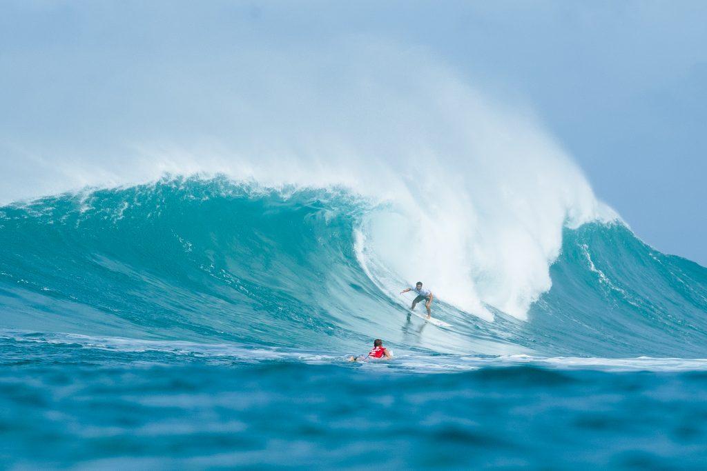 O'Neill Massin. Photo: WSL/Sloane