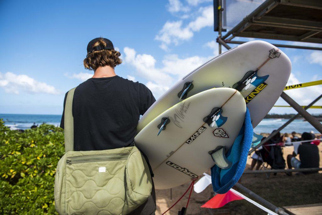 Evan Geiselman, Hawaii, Ryan Miller, 2016 Surfer of the Year