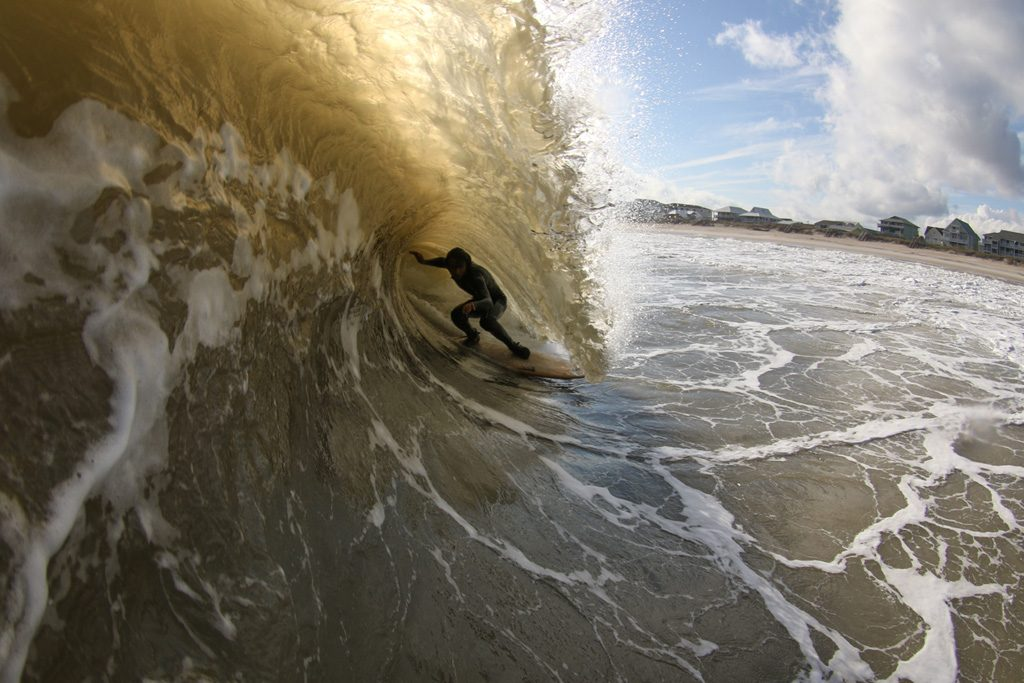 Tristen Harbowy, Carolina Beach, North Carolina, Jake Zlotnick, December Swell Gallery