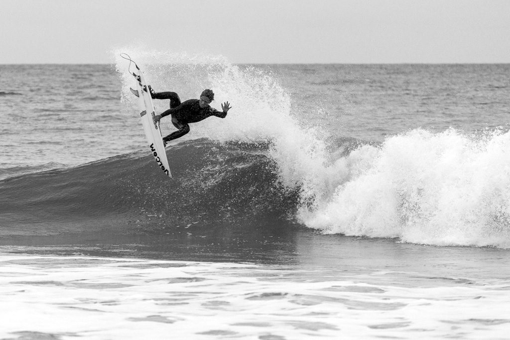 Bo Raynor, Jon Carter, Outer Banks, North Carolina, December 2016 Swell Gallery