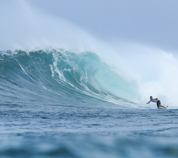 Michael Dunphy. Photo: WSL/Cestari