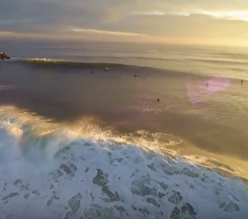sunrise surf in new jersey