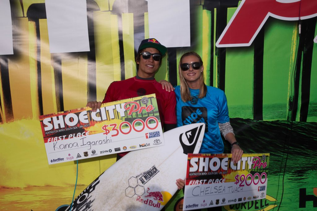 Chelsea Tuach Wins Shoe City Pro