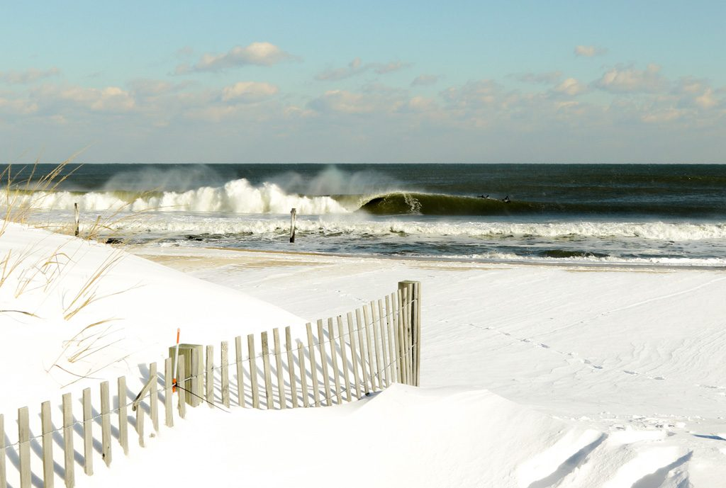 Winter Storm Helena Swell Gallery, Maryland, Ocean City, Nick Tribuno