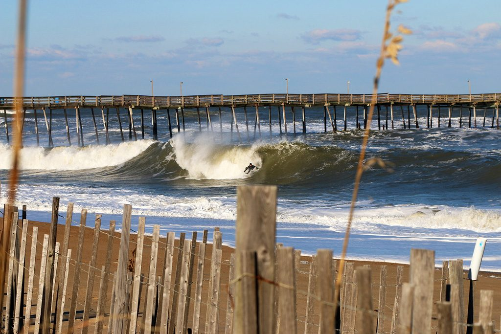 Winter Storm Helena Swell Gallery, North Carolina, Outer Banks, Taylor Moore, Woody Harris