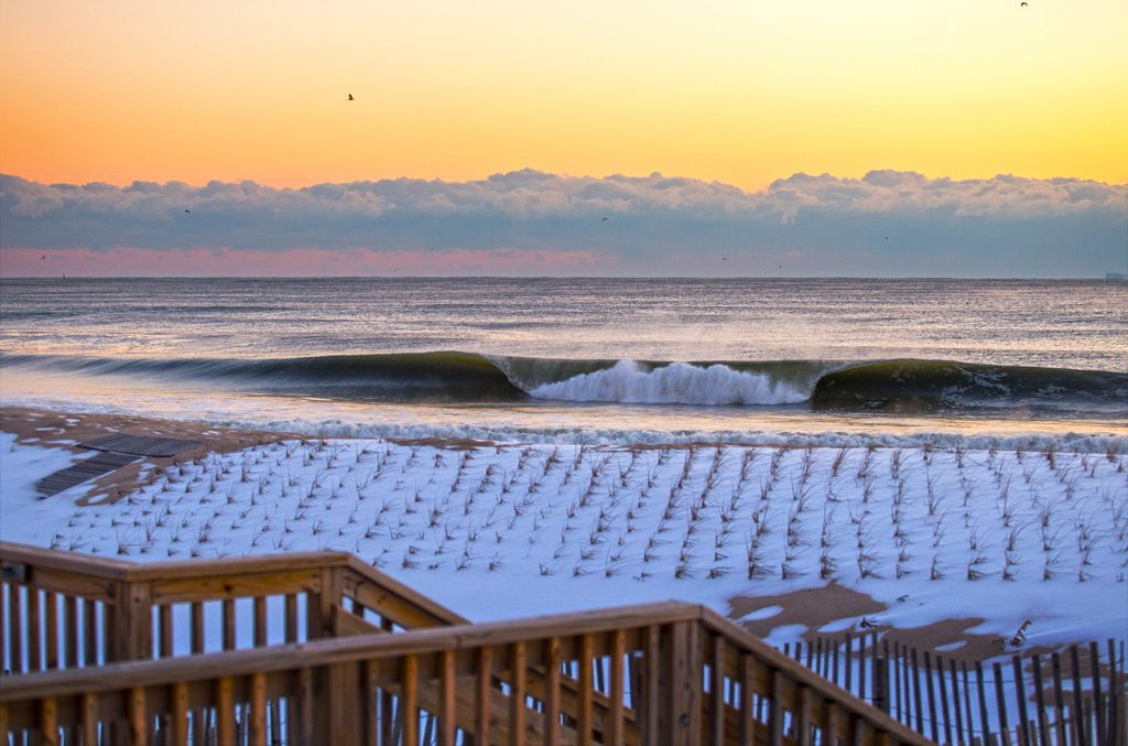 Winter Storm Helena Swell Gallery, Zack Vincent, New Jersey