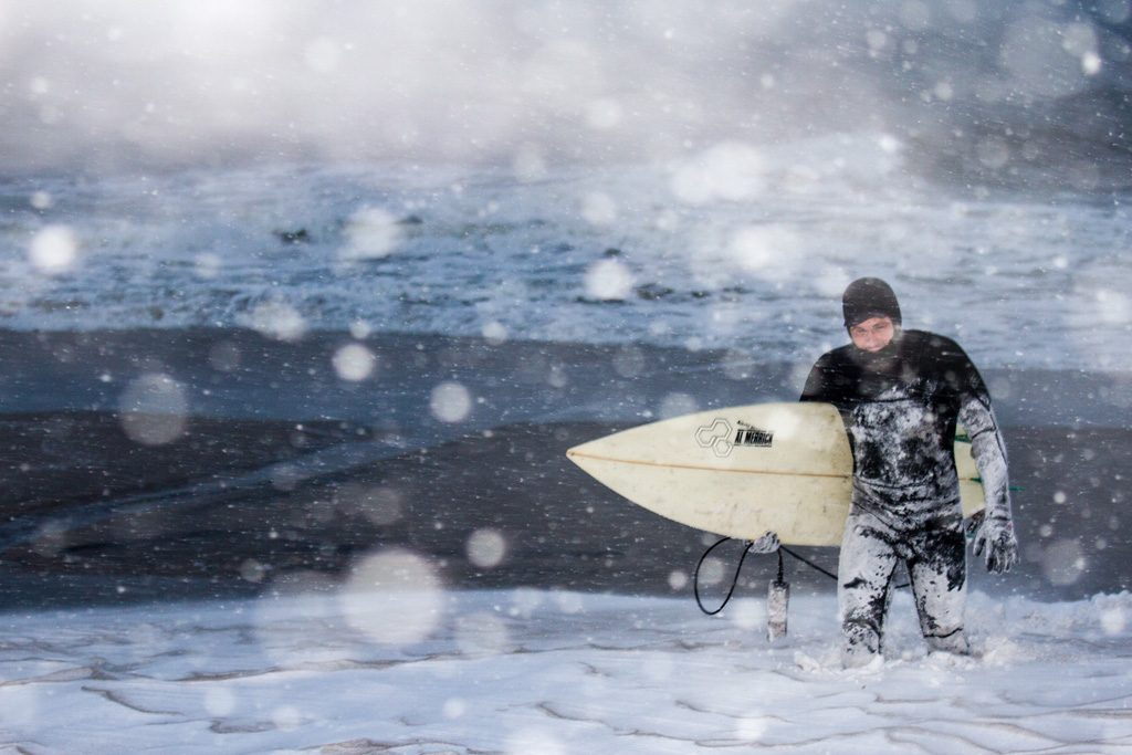 Winter Storm Helena Swell Gallery, New Jersey, Shawn Casey