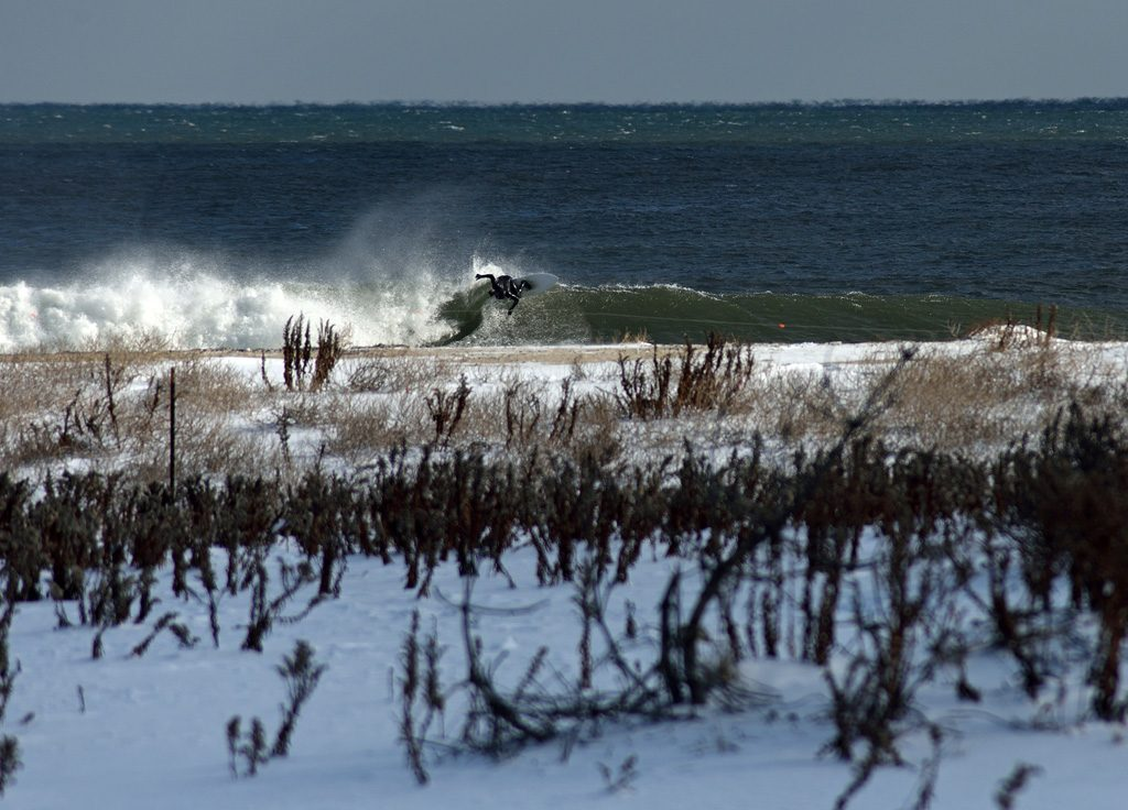 Winter Storm Helena Swell Gallery, Tim Leopold, Ben McBrien, New Jersey