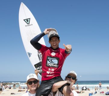 Cam Richards wins Carve Pro Maroubra