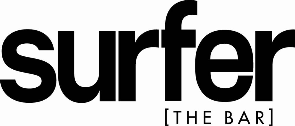 surfer [the bar]