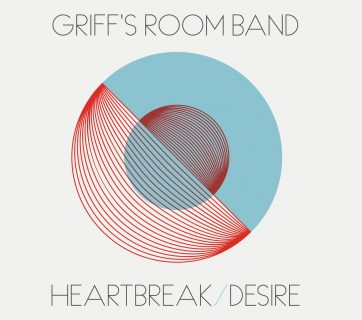 Griff's Room Band Heartbreak/Desire