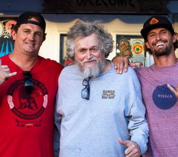 vissla shop talks w/ nomad surf shop