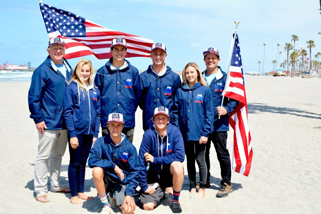 usa surf team