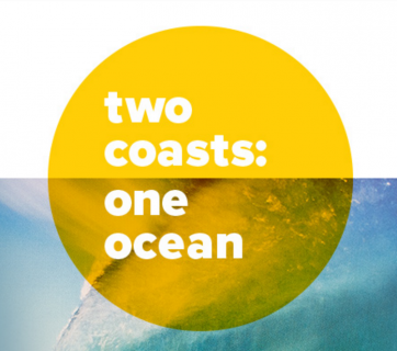 two coasts one ocean