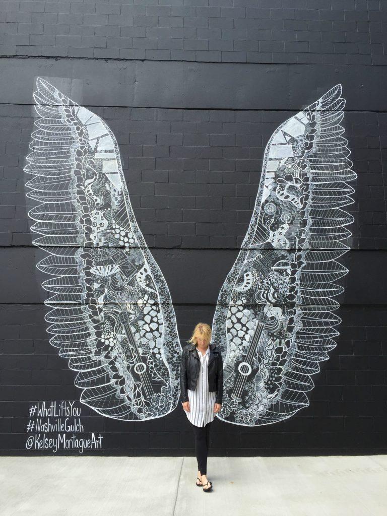 Rareform Partners W Street Artist Kelsey Montague For