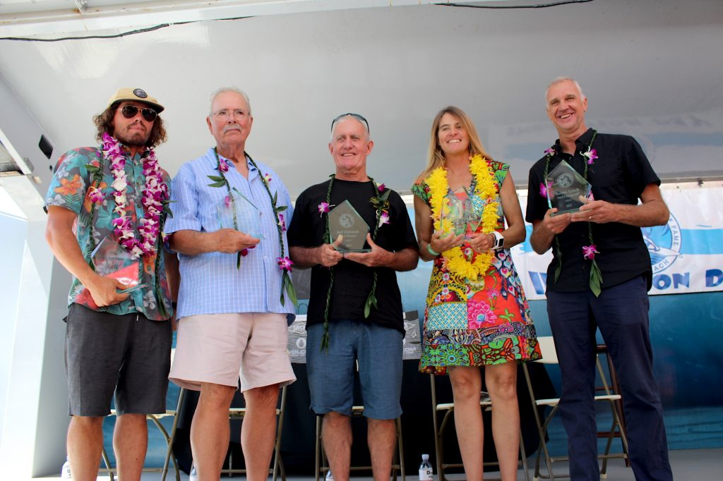 2017 surfing walk of fame