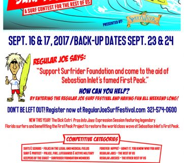 regular joe surf festival