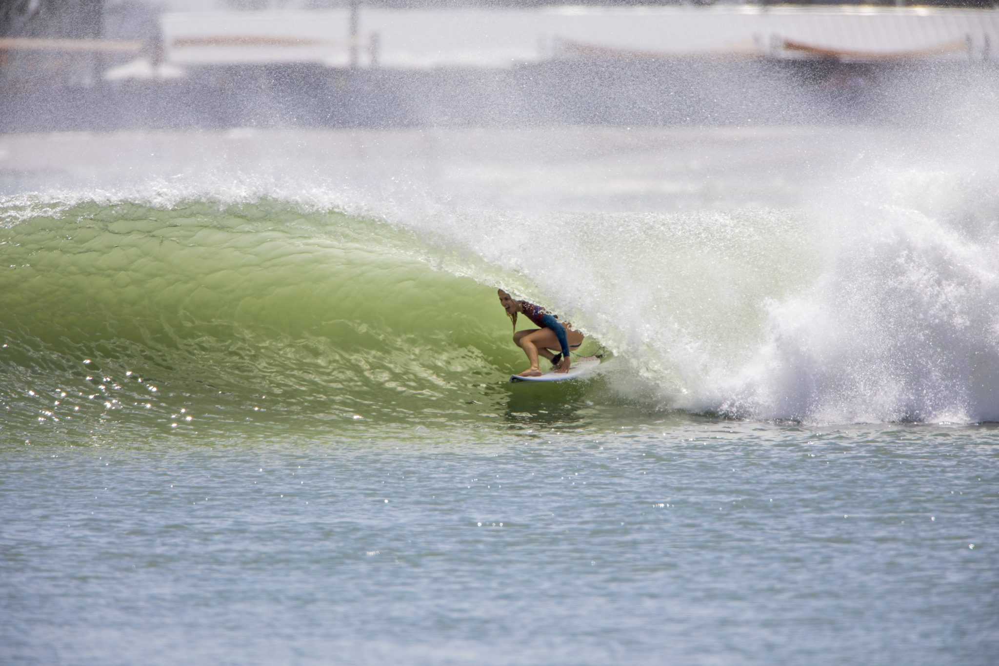 WSL Holds Groundbreaking Test Event at Kelly Slater s Surf Ranch