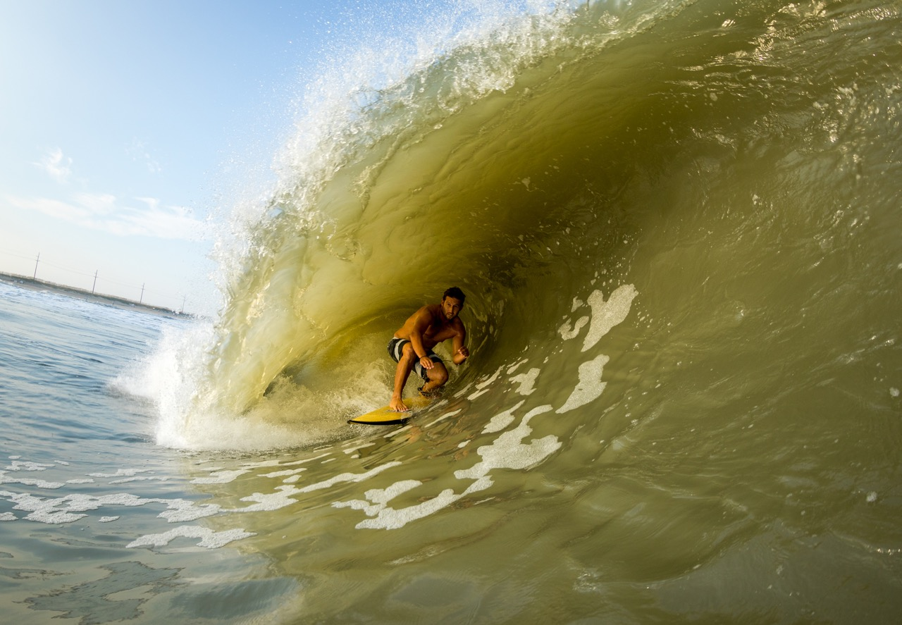Photo Of The Day: Justin Quintal\'s OBNC Keg Party Framed By Asher ...