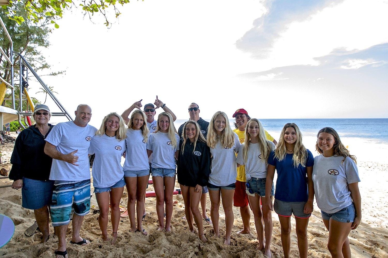 Aloha Push Play For Esa All Stars In Hawaii Video Easternsurf