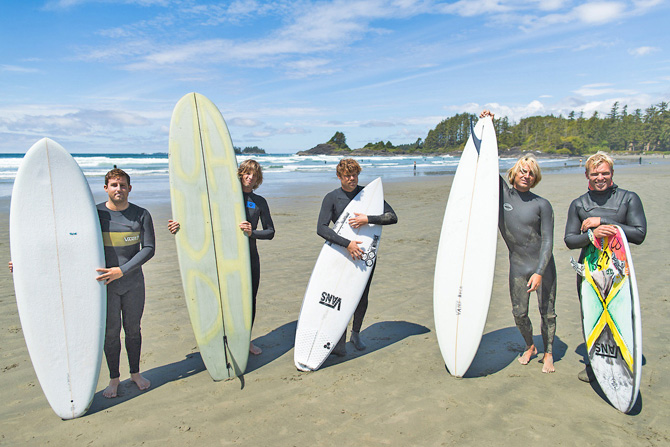 6ee6804539 The Vans Duct Tape Festival will also welcome four internationally  world-renowned surfers—Dane Reynolds